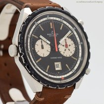 Breitling Chrono-Matic (submodel) Steel 48mm Black No numerals United States of America, California, Beverly Hills