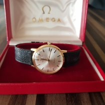Omega Genève new 1972 Automatic Watch with original box and original papers BA 131.041