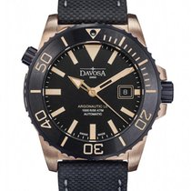 Davosa Argonautic Bronze 42mm Black
