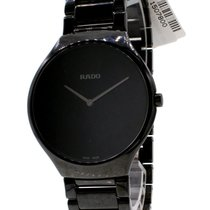 Rado True Thinline Ceramic 39mm Black United States of America, California, West Hollywood