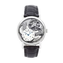 Breguet Platinum 41mm Manual winding 7047PT/11/9ZU pre-owned United States of America, Pennsylvania, Bala Cynwyd