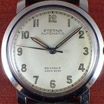 에테르나 스틸 40mm 자동 중고시계