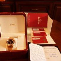 Omega De Ville Hour Vision новые 2007 Автоподзавод Хронограф Часы с оригинальными документами и коробкой 431.60.41.21.13.001
