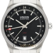 Union Glashütte Belisar GMT D009.429.11.057.00 2020 new