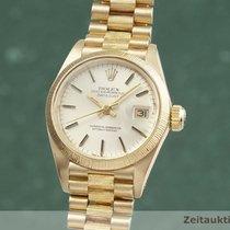 Rolex Lady-Datejust 26mm Argint
