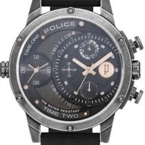 Police Steel PL15982JSQ.39P new