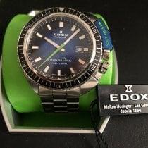 Edox 80301-3NBU-NBU pre-owned