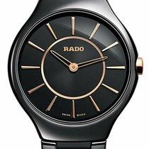 Rado True Thinline Ceramic 29.5mm Black United States of America, New York, Monsey