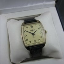 Poljot Steel 36mm Manual winding 129397 pre-owned