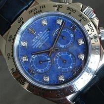 Rolex Daytona Sodalite Diamond Zenith