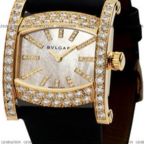 Bulgari Assioma Yellow gold Mother of pearl United States of America, New York, Brooklyn