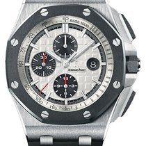 Audemars Piguet 26400SO.OO.A002CA.01 Steel 2013 Royal Oak Offshore Chronograph 44mm pre-owned United States of America, New York, New York