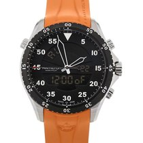 Hamilton Khaki Aviation Flight Timer 40 Quartz
