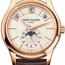 Patek Philippe 5205R-001 Rosa guld Annual Calendar ny