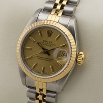 Rolex Chronometer 26mm Automatic 1987 pre-owned Lady-Datejust