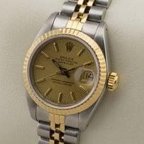 Rolex Lady-Datejust occasion 26mm Or/Acier