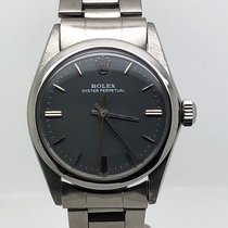 Rolex Oyster Perpetual 31MM GREY DIAL