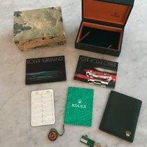 Rolex Complete Box Set for Rolex Submariner / Sea-Dweller 68.00.2