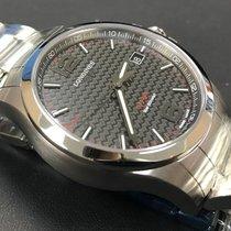 Longines Conquest L3.726.4.66.6 Longines Conquest Acciaio Nero Carbonio 2020 new