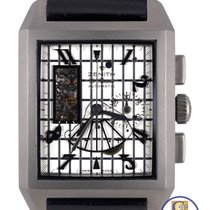 제니트 Port Royal Open Concept Chronograph Titanium 95.0550.4021...