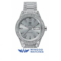 TAG Heuer Or blanc 45mm 2019 Connected