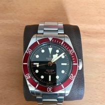 Tudor Heritage Black Bay Red/ Rot  LC 100 Full Set