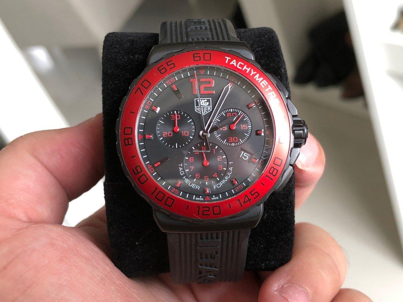 Relógios TAG Heuer Formula 1 usados   Comprar relógio TAG Heuer Formula 1  usado 5e333f7416