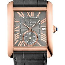 Cartier Tank MC Rose gold 33.4mm Grey United States of America, New York, New York