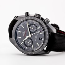 Omega Speedmaster Professional Moonwatch Ceramic 44.2mm Black No numerals United States of America, Virginia, Williamsburg