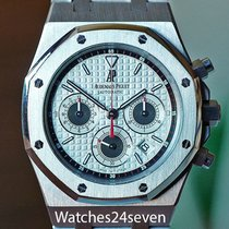 Audemars Piguet 26300ST.OO.1110ST.06. Steel Royal Oak Chronograph pre-owned United States of America, Missouri, Chesterfield