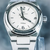 IWC 35mm Automatic pre-owned Ingenieur Automatic Silver