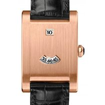 Cartier 27mm Manual winding new Tank (submodel) Gold (solid)