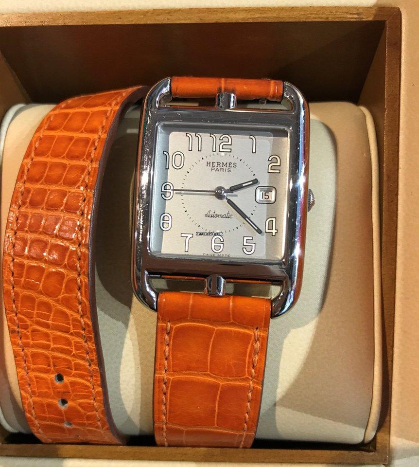 7a7dd597f82 Hermès Cape Cod d occasion sur Chrono24