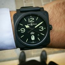 Bell & Ross Automatic BR 03 new