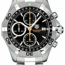 TAG Heuer Aquaracer 300M new Automatic Chronograph Watch with original box CAF2113.BA0809