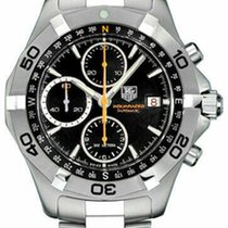 TAG Heuer Aquaracer 300M Steel 43mm Black United States of America, Florida, Sarasota
