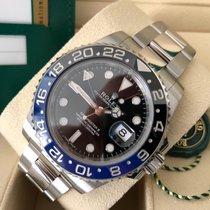 Rolex GMT-Master II 116710BLNR 2016 nov