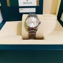 Rolex Lady-Datejust Oro/Acciaio 31mm Grigio Senza numeri Italia, Caserta