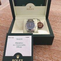 Rolex Datejust Turn-O-Graph Acciaio 36mm Blu Senza numeri Italia, Motta di Livenza
