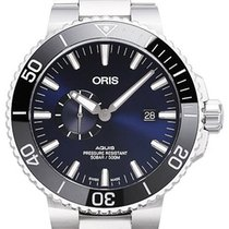 Oris Aquis Small Second 01 743 7733 4135-07 8 24 05PEB 2020 new