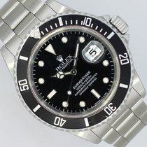 Rolex Submariner Date 16610 1992 gebraucht