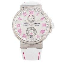 Ulysse Nardin Marine Chronometer Manufacture 1183-126B/470 подержанные