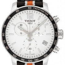 Tissot Quickster Steel 42mm Silver
