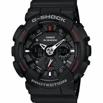 Casio 55mm Quartz GA1201A new United States of America, New York, New York