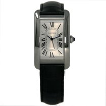 Cartier new Automatic 45.1mm Steel Sapphire crystal