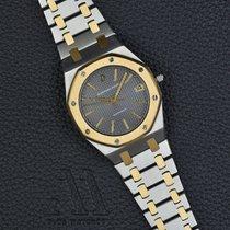 Audemars Piguet Royal Oak Gold/Steel Grey