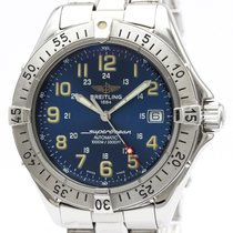 Breitling Superocean A17040 pre-owned