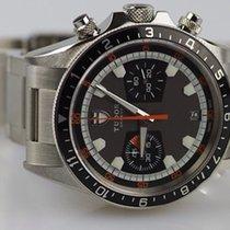 Tudor Heritage Chrono Steel 42mm Black No numerals United States of America, New York, Greenvale