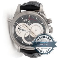 Omega Deville Co-Axial Rattrapante 4848.40.31