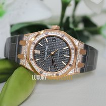Audemars Piguet Royal Oak Lady Pозовое золото